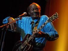 Eerbetoon aan Chuck Berry in de Rozenknop Eindhoven