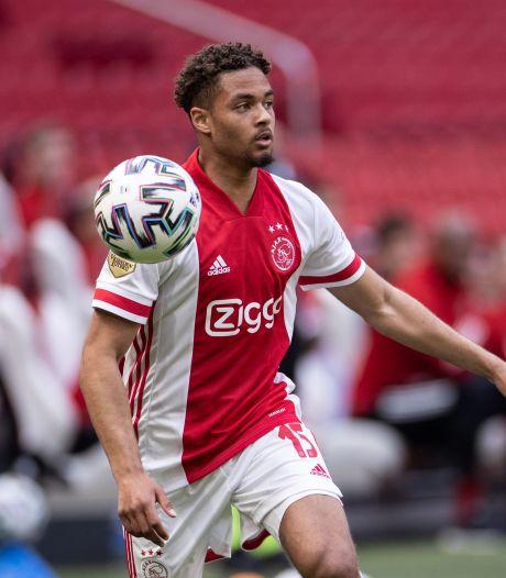 Ajax beloont Rensch met nieuw contract tot 2025