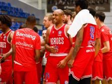 Heroes Den Bosch favoriet voor de landstitel basketbal? 'We moeten nederig blijven'