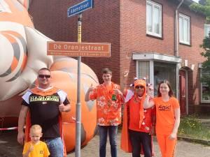 Ahornstraat in Breda is de winnaar van onze Oranjestraat-verkiezing