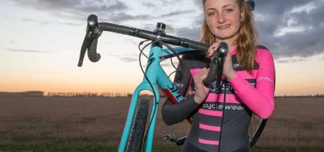 Didi de Vries verrast met brons in wereldbekerwedstrijd