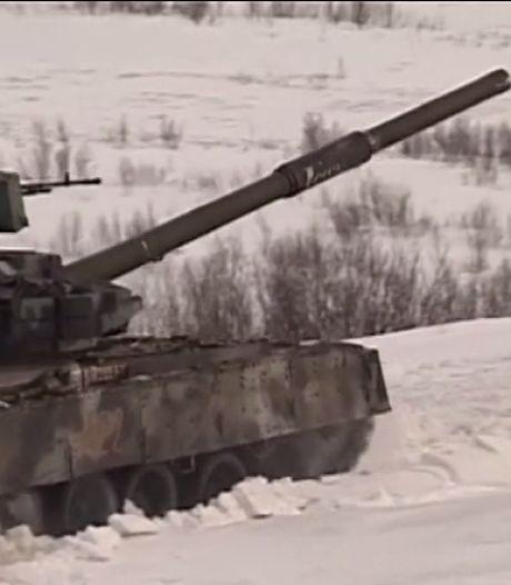 La Russie déploie 38.000 soldats dans l'Arctique