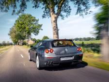 Nederlands bedrijf verandert lompe Ferrari in elegante shooting brake
