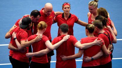 België ontvangt Kazachstan in Kortrijk voor Fed Cup-duel