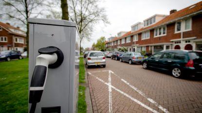 Koolskamp heeft nu ook elektrische laadpaal