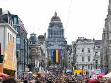 Les axes qui seront fermés à la circulation à Bruxelles lors de la fête nationale