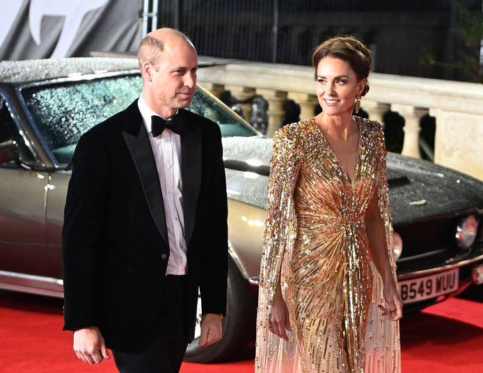 Prins William en Kate.