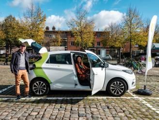 """Gemeentebestuur stelt vijf nieuwe deelwagens voor: """"Inzetten op klimaatvriendelijke mobiliteit"""""""