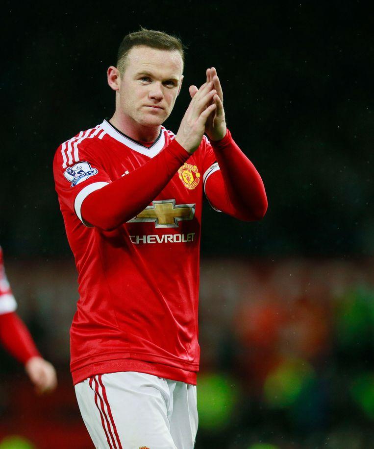 Wayne Rooney. Beeld Photo News