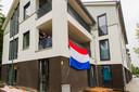 In 2014 kon de vlag uit bij GOED Wonen aan het Cia van Boorthof in Oisterwijk.