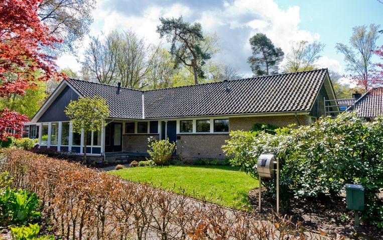 Deense villa Beeld Johan Nebbeling