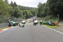 Op het Nürburgring-circuit in de Duitse Eifel gaat het elk weekend wel een paar keer mis met automobilisten die hun rijvaardigheid overschatten.