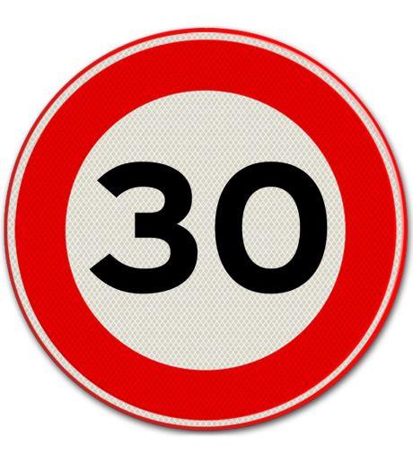 Meer dan helft 50 kilometer wegen in Amsterdam moet terug naar 30 per uur