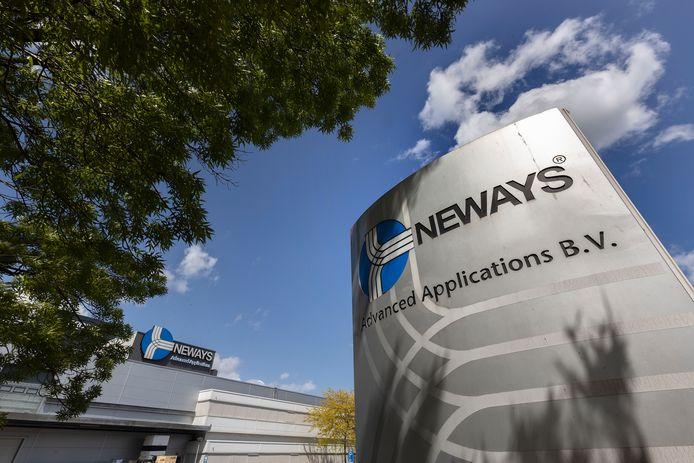 Kantoor van Neways-dochterbedrijf Advanced Applications in Son. Het bedrijf bedient onder meer klanten als ASML en Philips.