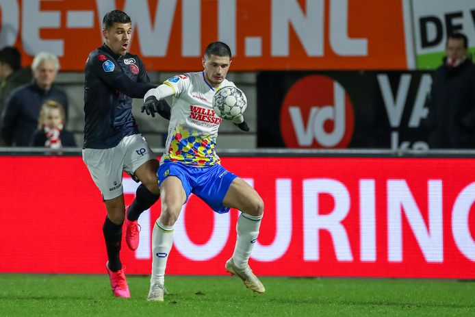 Stefan Velkov mag zich sinds afgelopen woensdag A-international van Bulgarije noemen.