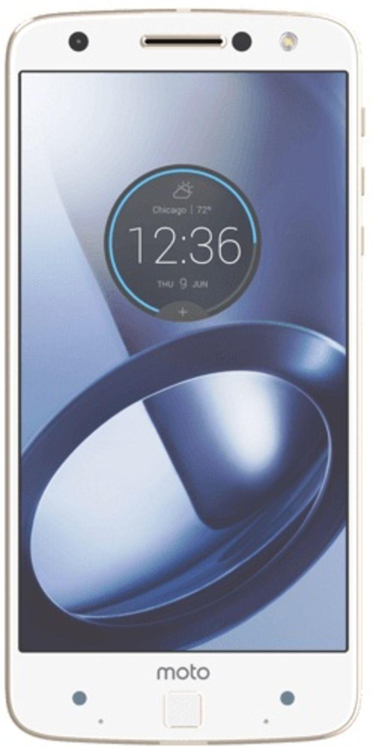 Een niet al tè verouderde Androidsmartphone voor mometeel een flinke tik minder geld: de Motorola Moto Z.