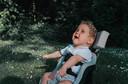 Victor kreeg na zijn geboorte enkele herseninfarcten.