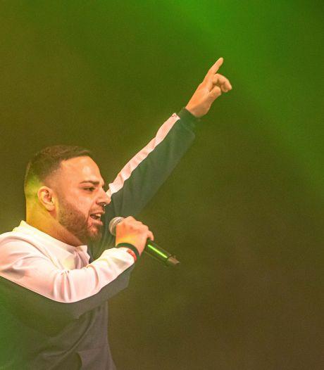 Rapper Mazzy wint T-Strijd Bergen op Zoom