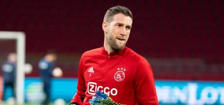 Ajax met herstelde Stekelenburg naar AS Roma