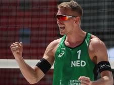 Bornse beachvolleyballer Boermans opnieuw in top10