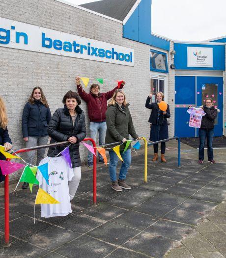 Leerlingen Beatrixschool verrassen leraren: 'Voor onze collega's is dit echt een opsteker'