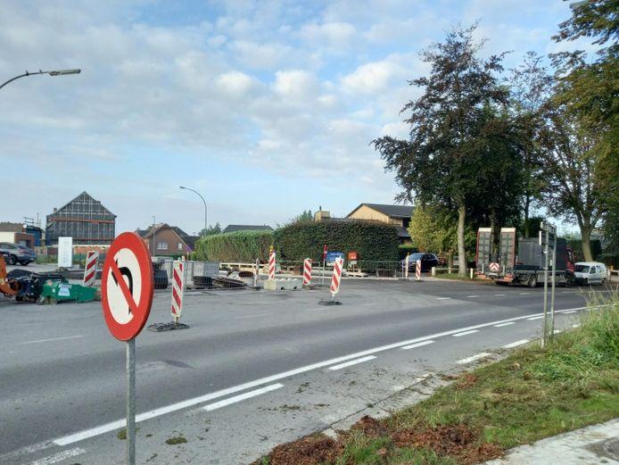 Geraardsbergen: Goed nieuws: op vrijdag 1 oktober wordt het kruispunt Guilleminlaan-Hoge Buizemont opengesteld voor alle verkeer.