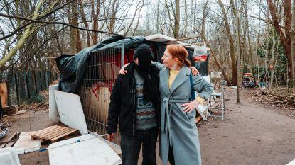 Een ontmoeting, een zelf gemetseld toilet en een dode vos: dit is de eerste aflevering van #Linde