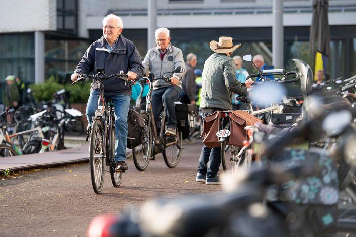 De Reggehof is startpunt fietsvierdaagse.