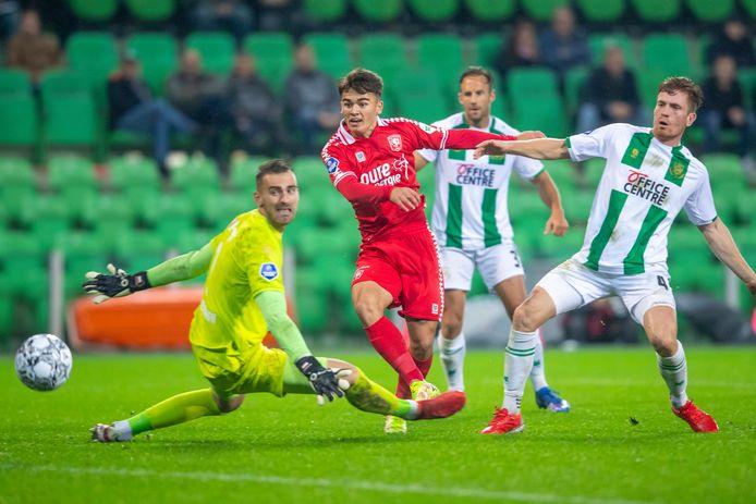 Fools stop Groningen victory over FC Twente: 'Dat deet' |  Eredivisie