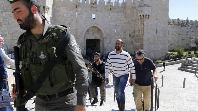 Redactiechef Washington Post kortstondig opgepakt in Jeruzalem