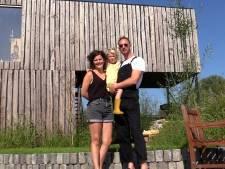 Minitopia in Den Bosch: 'Een dorp met veelal zelfgebouwde tiny houses'