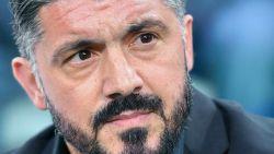 Officieel: Gennaro Gattuso volgt Carlo Ancelotti op als coach van Napoli