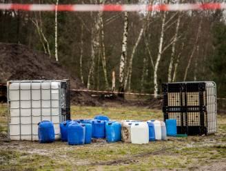 Synthetisch drugslabo ontmanteld in Houthalen