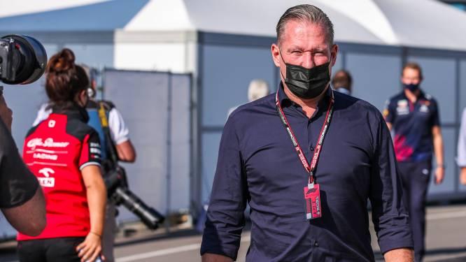 """Jos Verstappen tijdens race van zoon Max overgebracht naar ziekenhuis: """"Hij heeft hem online zien winnen"""""""