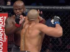 Cyril Gane claimt tussentijdse UFC-zwaargewichttitel in controversiële wedstrijd