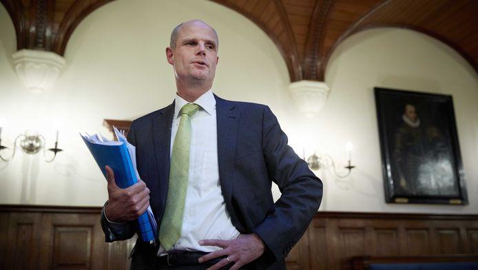 Minister Stef Blok (Wonen en Rijksdienst)