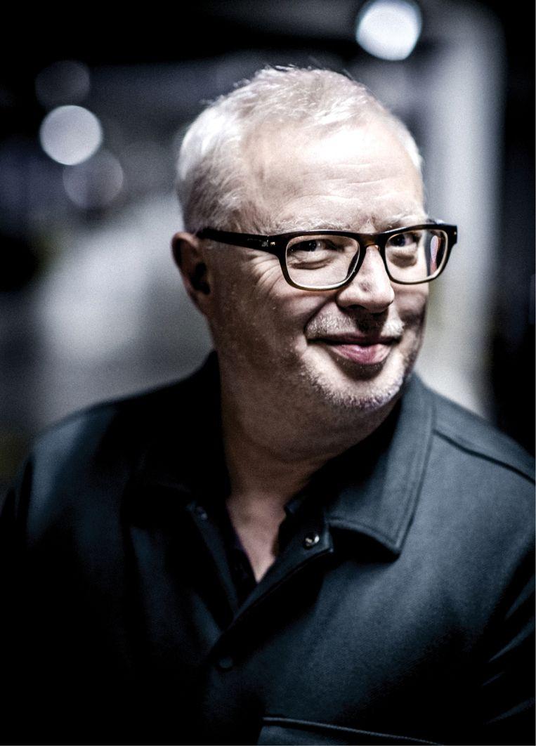 Stijn Meuris: 'Van DYCE snapte ik werkelijk niets, maar dat ligt evenveel aan mij als aan hem.' Beeld