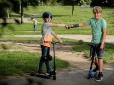 Beuningse kinderen: 'Driehonderd handtekeningen. Is dat genoeg voor een skatepark?'