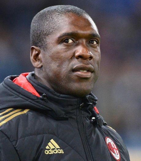 Seedorf wacht vergeefs op telefoontje: 'Donkere trainers krijgen geen kans'