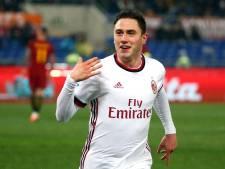 Eigen kweek wijst AC Milan de weg bij AS Roma
