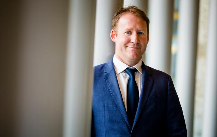 D66-Kamerlid Kees Verhoeven.