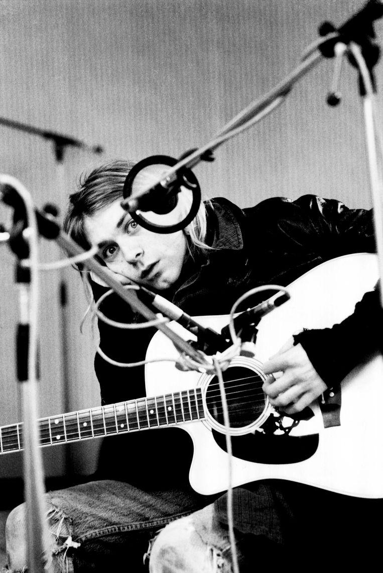 Kurt Cobain. Beeld Redferns