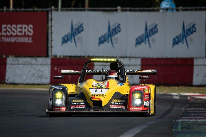Christoff Corten wil dit weekend voor de derde maal in een open prototype de 24 uur van Zolder winnen.