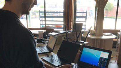 Schoolgemeenschappen zorgen voor laptops en hebben nog nauwelijks problemen met Smartschool