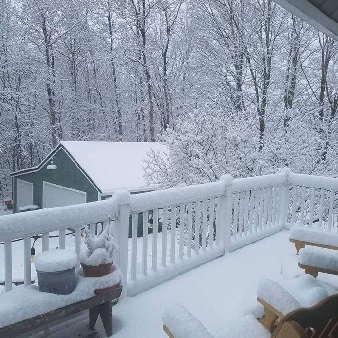 Delaware County, New York.