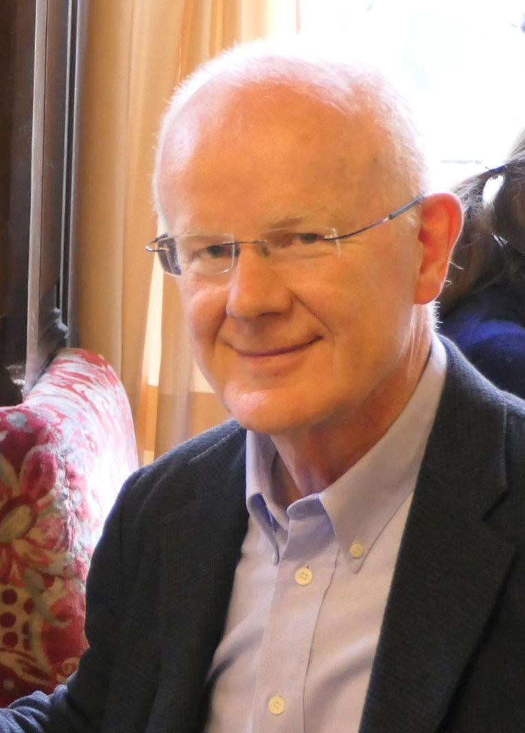 Psycholoog Huub Buijssen. Beeld