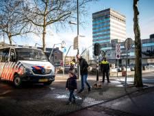 Politie veegt plein leeg bij verboden demonstratie in Eindhoven, ook in Amsterdam toch betogers