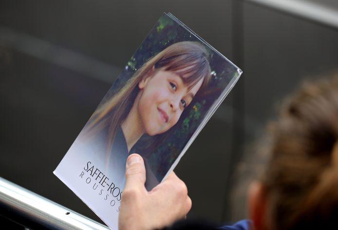 Saffie-Rose Roussos was het jongste slachtoffer van de aanslag na het concert van Ariana Grande.