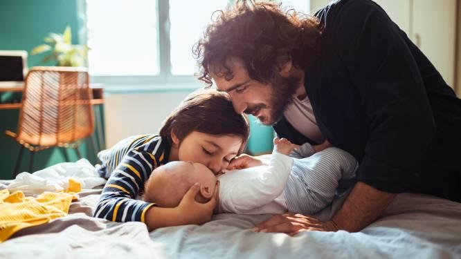 Fijne Vaderdag! Dit zijn je verlofrechten als werkende papa