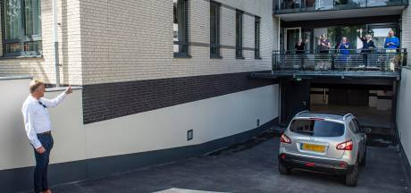 Brandschade aan wooncomplex Oosterhout hersteld: 'Mentaal is er nogal wat gebeurd met de bewoners'
